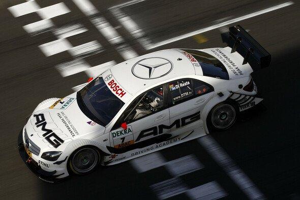 Paul Di Resta kehrt für 2014 zu Mercedes in die DTM zurück
