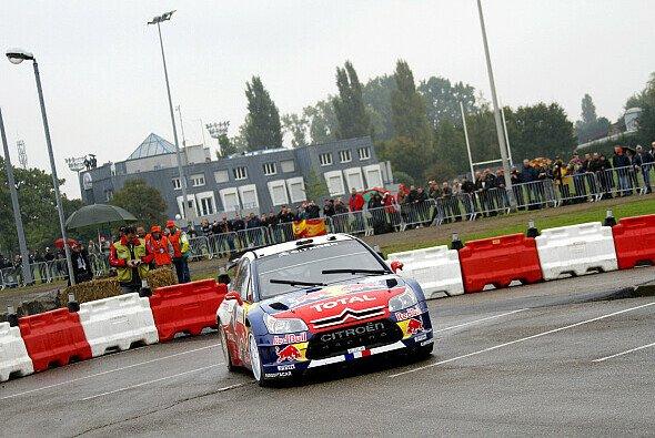 Sébastien Loeb war wieder einmal in seinem Element. - Foto: Red Bull/GEPA