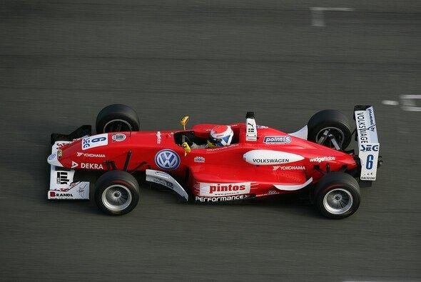 Peformance Racing Teamchef Bobby Issazadhe hofft, dass John Bryant-Meisner eine genauso tolle Leistungskurve hinlegen kann wie sein Landsmann Felix Rosenqvist.