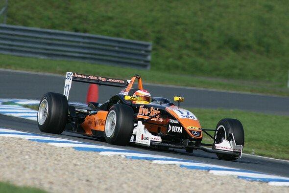 Markus Pommer hat bereits Erfahrung im Formel 3 Cup
