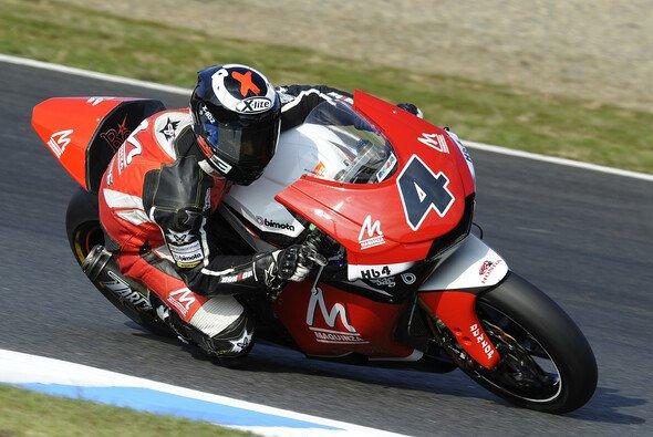 Ricard Cardus steht vor seiner ersten kompletten WM-Saison - im Moto2-Team von Katar.
