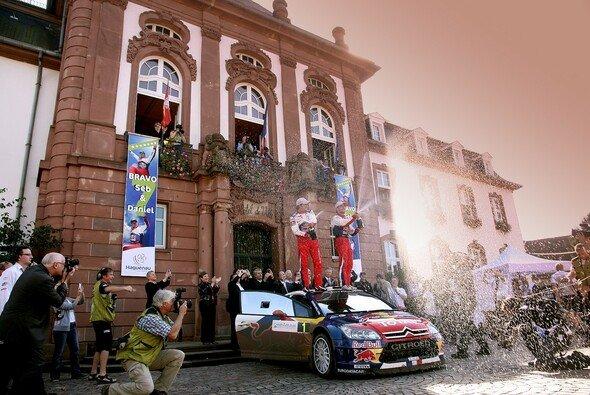 Kann Sebastien Loeb erneut einen Titel in seiner Heimat feiern?