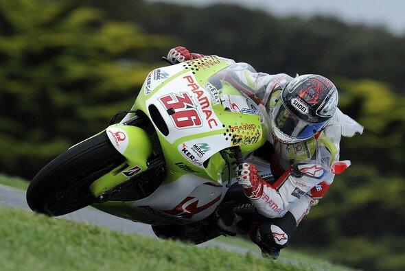 Mika Kallio würde gern wieder MotoGP fahren - allerdings nur auf einem konkurrenzfähigem Bike - Foto: Milagro