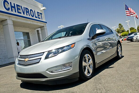 Green Car of the Year: Chevrolet Volt