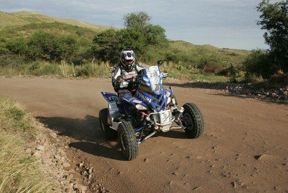 Alejandro Patronelli dominierte die Rallye Dakar 2011 in der Quad Klasse