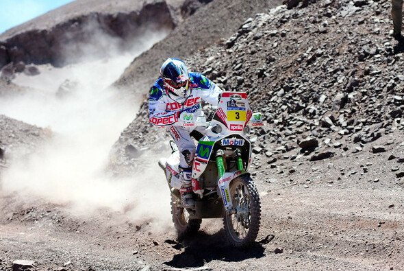 Der Chilene Lopez Contardo gewann die siebte Etappe