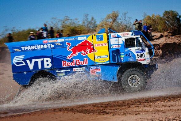 Siebter Dakar-Titel für den Russen Chagin