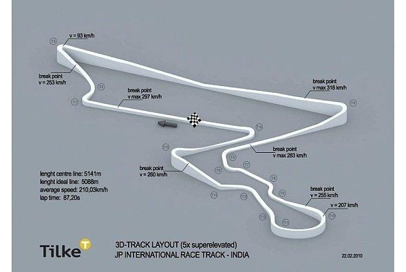 Die indischen Fahrer freuen sich auf den Budh International Circuit