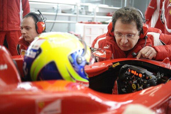 Nikolas Tombazis ist seit 2007 Chefdesigner bei Ferrari