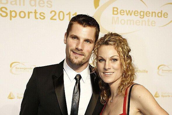 Stehen beide im Rampenlicht der Öffentlichkeit: Christina Surer und Martin Tomczyk - Foto: DTM