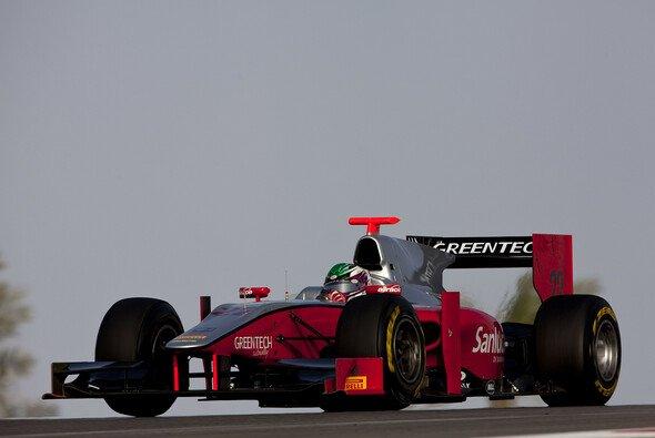 Für Racing Engineering war Nathanael Berthon schon mehrmals unterwegs