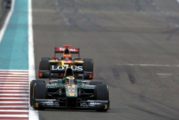 Foto: GP2 Asia Series
