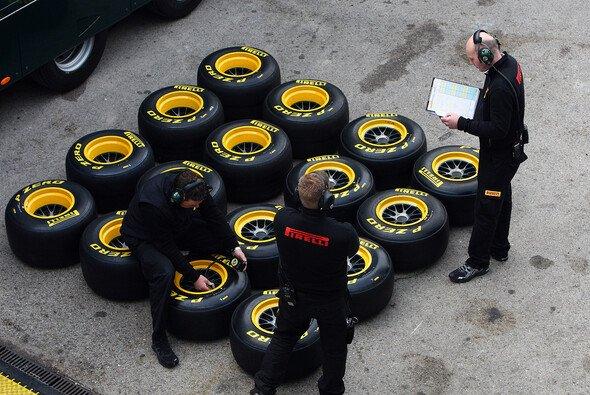 Pirelli hat für die ersten Rennen anscheinend seine Wahl getroffen - Foto: Pirelli