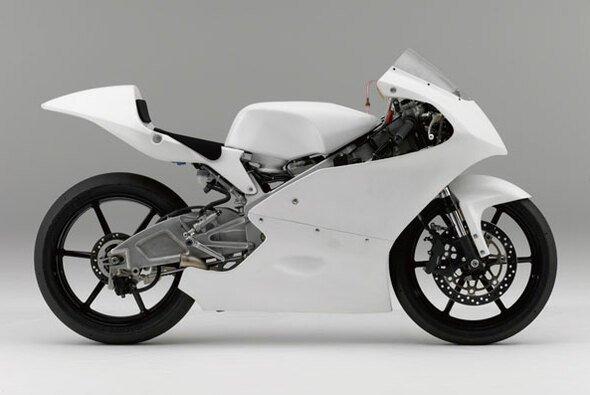 Die Moto3-Maschinen kommen
