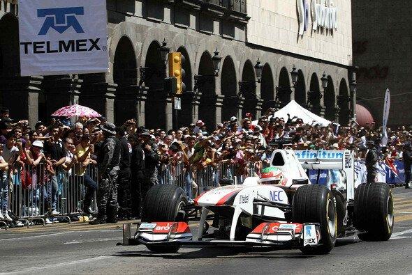 Tavo Hellmund will die Formel 1 zurück nach Mexiko holen
