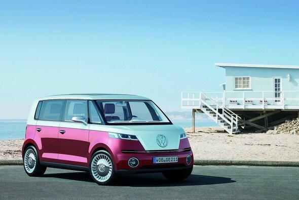 Der neue VW Bulli - Foto: Volkswagen