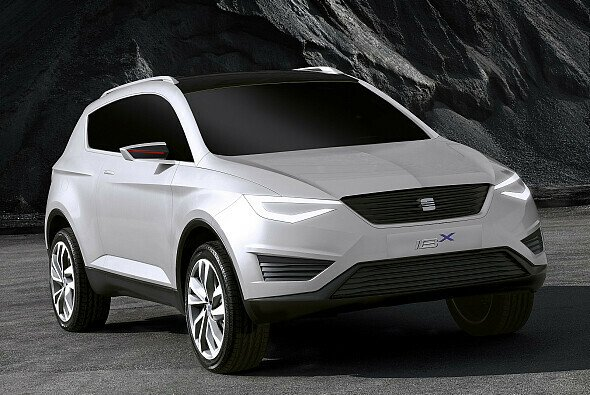 Hybrid-Studie: Seat IBX Concept Car