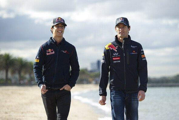 Mark Webber verfolgt den Werdegang seines Nachfolgers