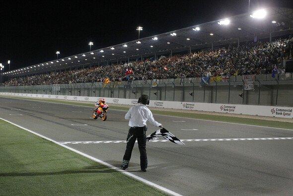 Seit 2008 wird in Katar bei Nacht gefahren - Foto: Milagro