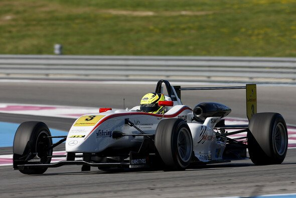 Nigel Melker ging in der Saison 2010 für RSC Mücke Motorsport auf Punktejagd - Foto: F3 EuroSeries
