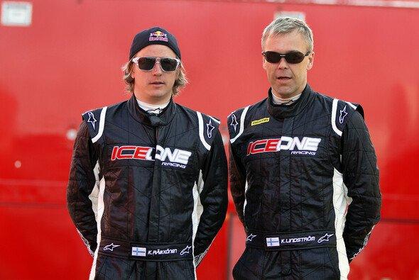 Kimi Räikkönen und Kaj Lindström waren für zwei Jahre ein eingespieltes Team - Foto: Citroen