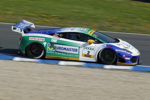 Ferdinand und Johannes Stuck holten am Nürburgring eine Doppel-Pole