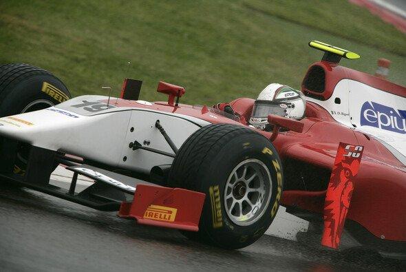 Davide Rigon ist erfolgreich operiert worden - Foto: GP2 Series