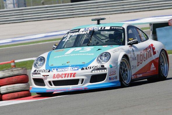Engelhart war in Istanbul nicht zu schlagen - Foto: Porsche