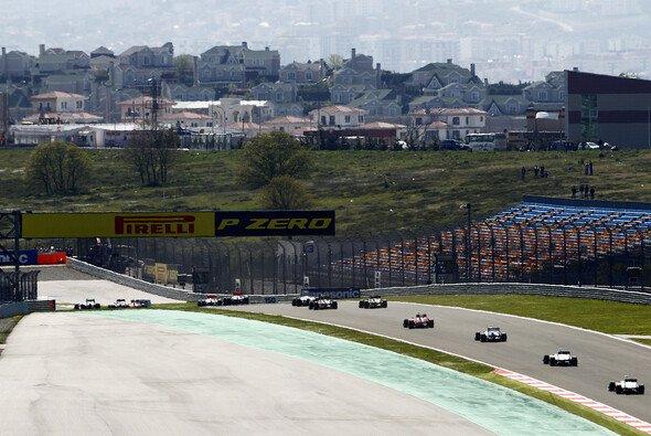 Kommt die Formel 1 zurück nach Istanbul?