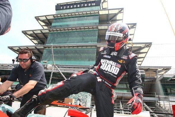 Steigt bei Andretti Autosport ein: James Hinchcliffe