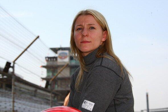 Pippa Mann tritt wieder in Indianapolis an