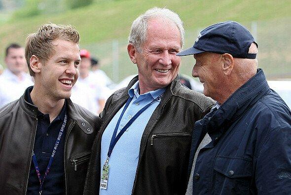 Niki Lauda erwartet Sebastian Vettel auch nach der Zeit bei Red Bull als Weltmeister
