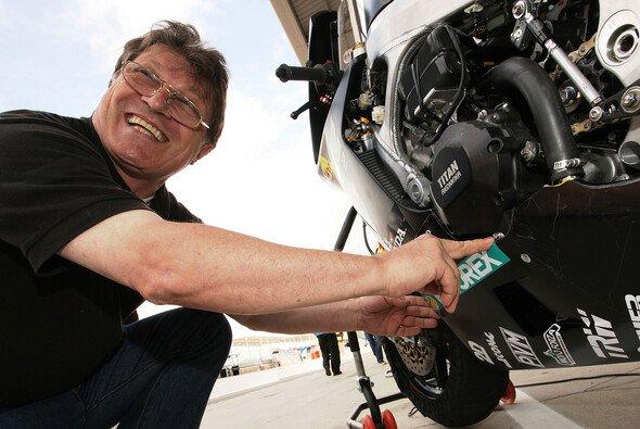 Viel zu lachen gibt es für MZ-Chef Martin Wimmer momentan nicht - Foto: MZ