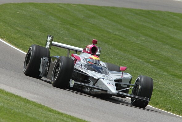 Pippa Mann fuhr bereits in Indianapolis - Foto: IndyCar