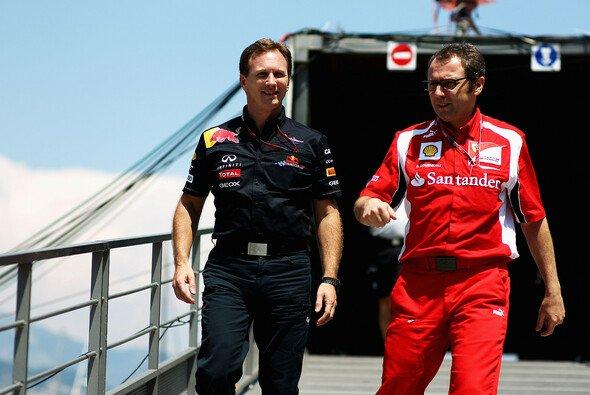 Stefano Domenicali hält den Erfolg von Red Bull durchaus für verdient