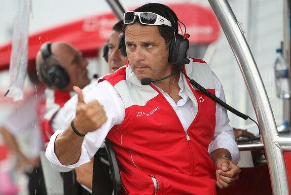 Hans-Jürgen Abt schwingt das Zepter bei Audi