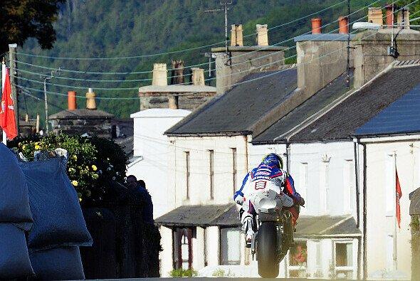 Yoshinari Matsushita verunfallte bei der Isle of Man tödlich