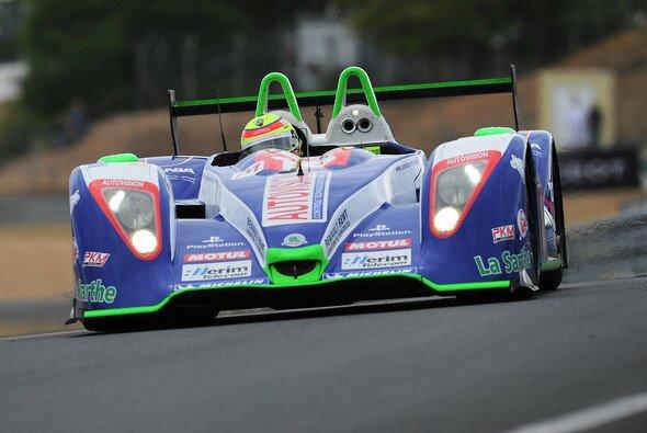 Ein Pescarolo-Prototyp bei den 24 Stunden von Le Mans 2011