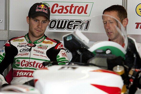 Jonathan Rea könnte auch in Silverstone fehlen - Foto: Castrol Honda