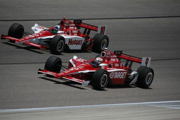Franchitti gewann das erste Rennen