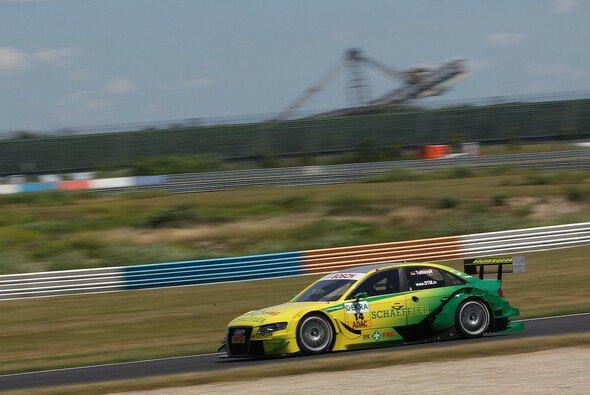 Martin Tomczyk fuhr die Bestzeit - Foto: Audi