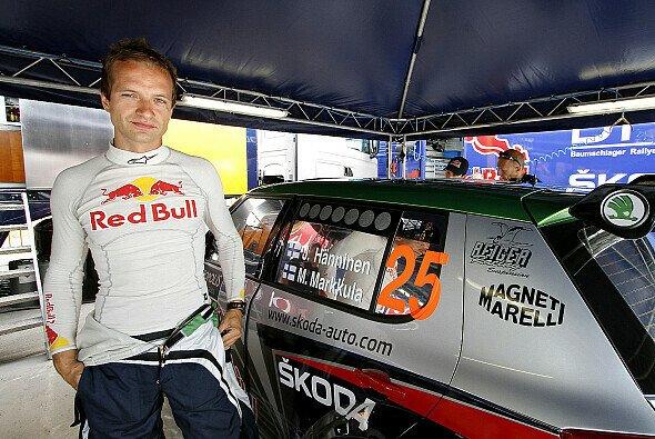 Juho Hänninen versucht das zweite M-Sport-Cockpit zu ergattern