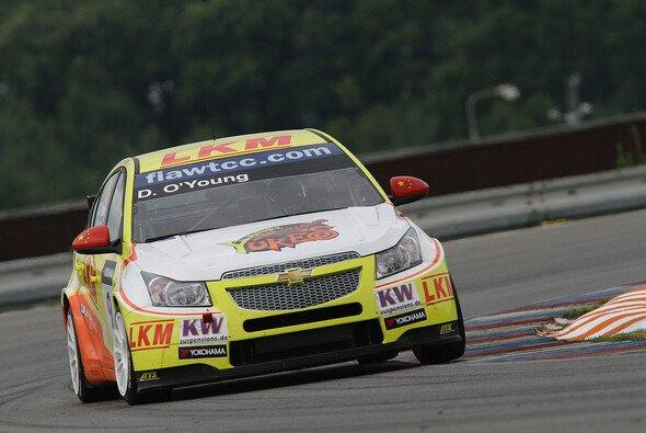 Darryl O'Young wechselt von Chevrolet auf Seat - Foto: WTCC
