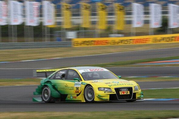 Zweiter Sieg in Folge für Martin Tomczyk - Foto: Audi