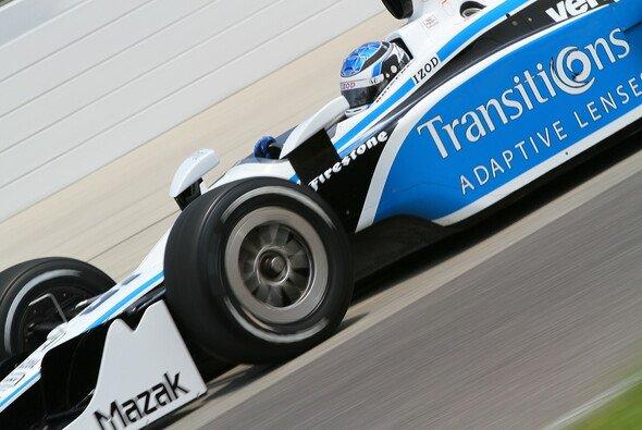 Ryan Briscoe ist ein Befürworter: Umschließt sein IndyCar-Cockpit bald eine durchsichtige Kuppel?