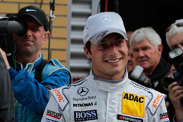 Im Fokus - Bruno Spengler erwartet auch auf dem Norisring wieder ein enges Rennwochenende