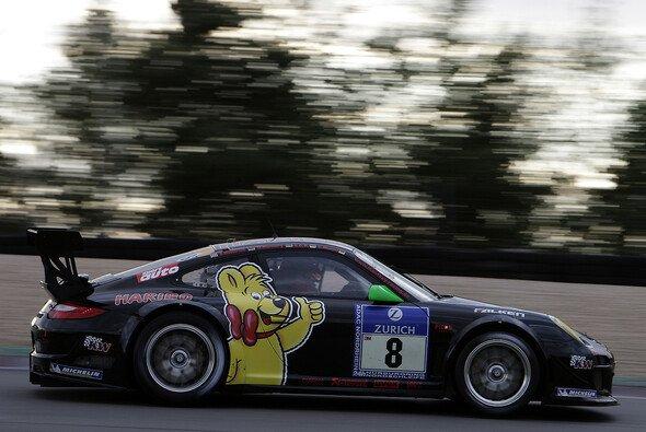 Christian Menzel belegte mit seiner Mannschaft den 13. Gesamtrang - Foto: Porsche