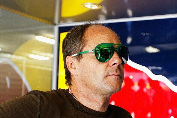 Gerhard Berger will Red Bull noch nicht abschreiben
