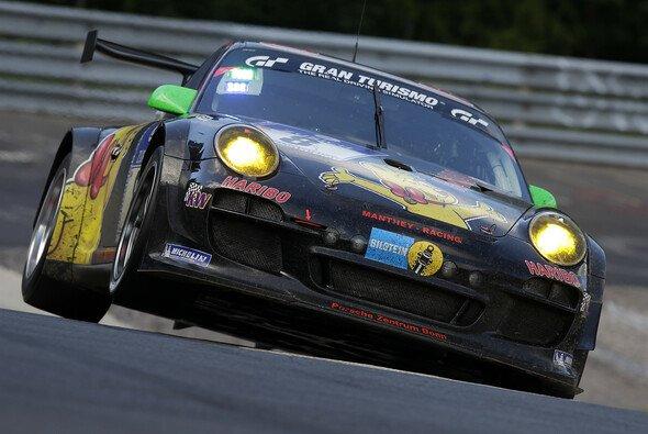 Das Haribo Racing Team hat große Ziele - Foto: Porsche