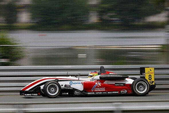 Roberto Merhi startet nicht von der Pole